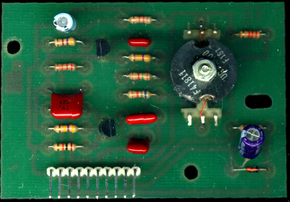 Gcb 95 Wah Circuit Different
